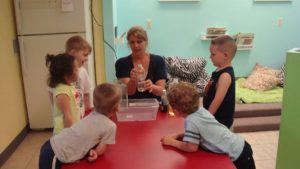 teacher-preschool-science